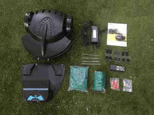 0-robot lawn mowers australia-TC-G158 Unboxing