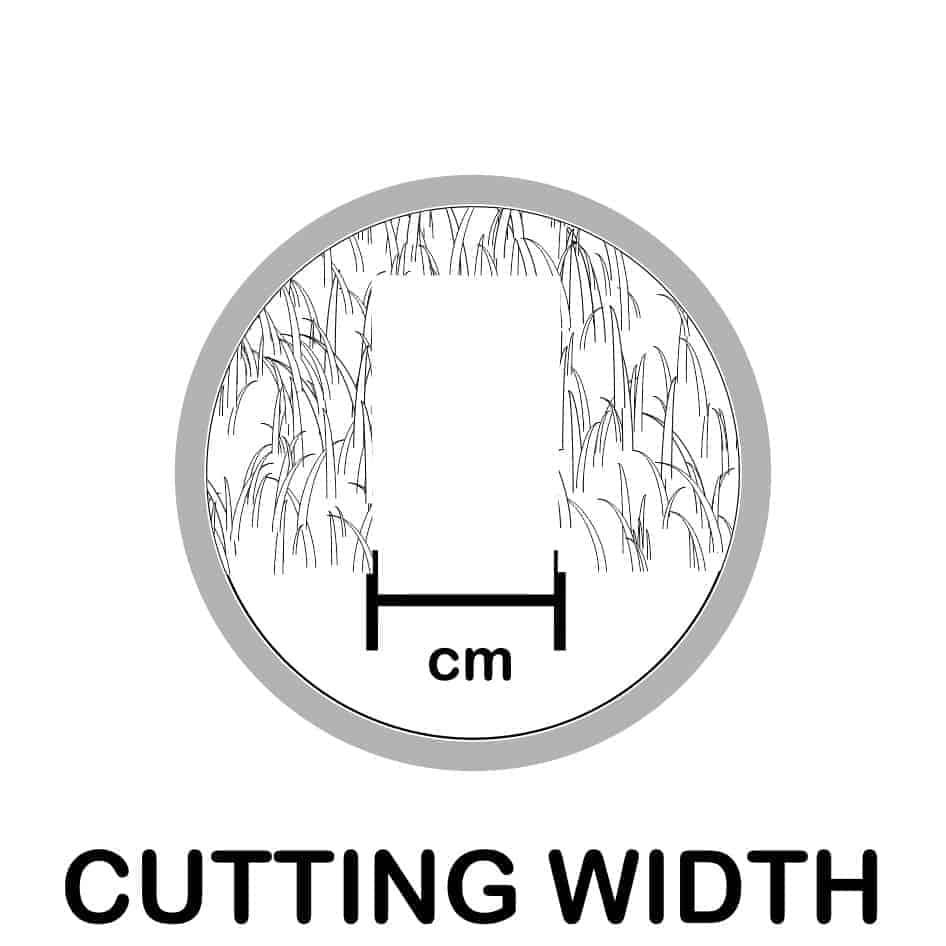 robot lawn mowers australia_Cutting_Width