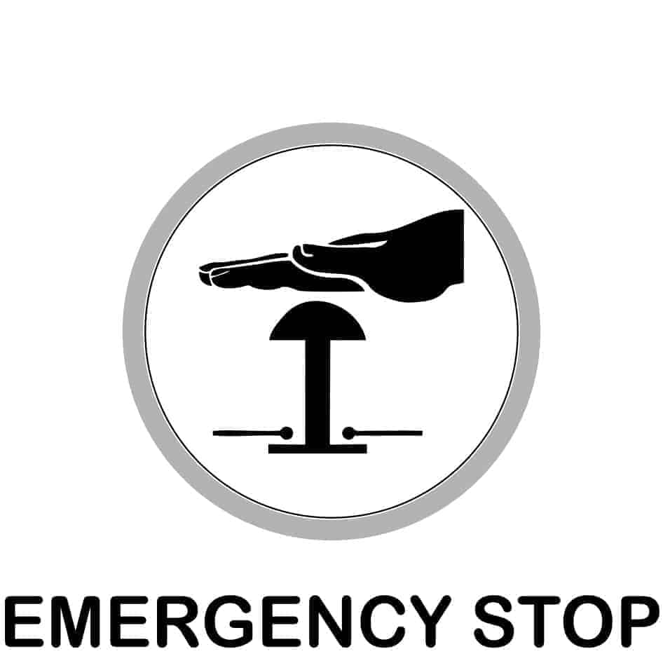 robot lawn mowers australia_Emergency_Stop