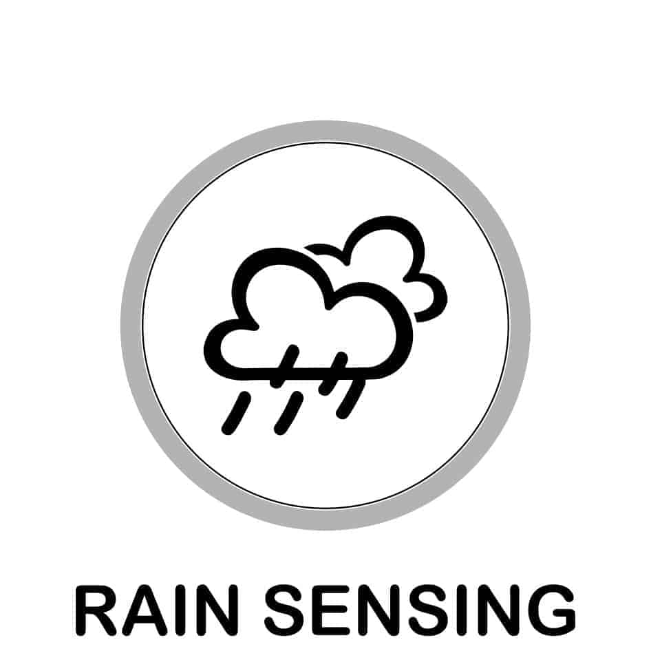 robot lawn mowers australia_Rain_Sensing