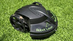 front-angle-robot lawn mowers australia-tc-g158