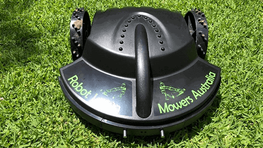 front-view-robot lawn mowers australia-tc-g158