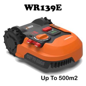 Worx landroid wr139e - Robot lawn mowers Australia -