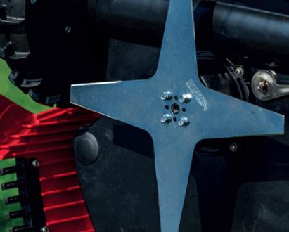 Ambrogio L35 robot blades