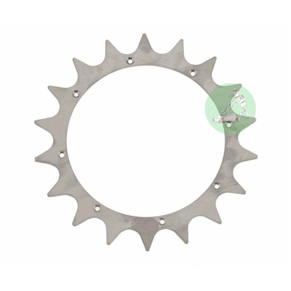 Ambrogio Wheel spike L250 L350 Hard tire-