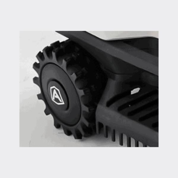 Ambrogio-Twenty Elite wheels- Robot Lawn Mower Australia -6