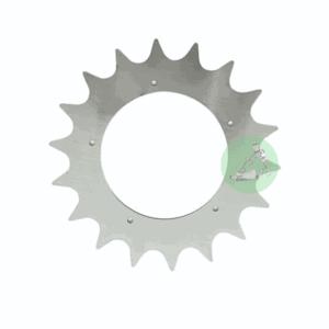 Ambrogio Wheel Spike L30 L32 L35 - Soft tire 051Z50900A