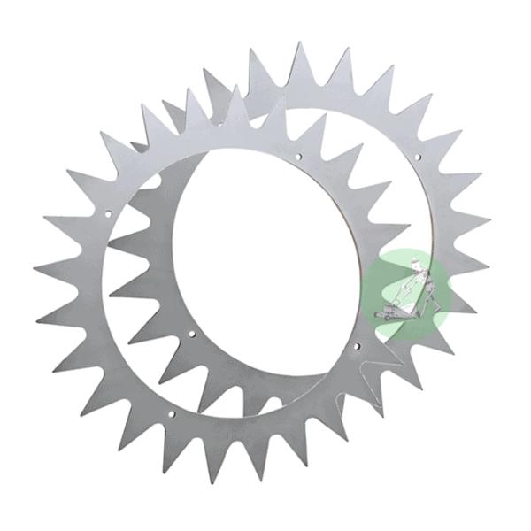 Ambrogio Wheel spike for soft tire L85 L250 L350 - 110Z62600A
