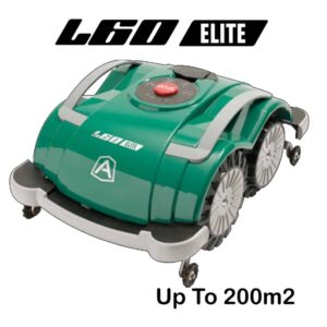 Ambrogio L60 Deluxe up to 200m2 - robot lawn mower australia